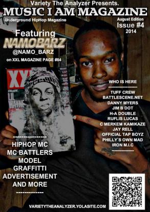 Music I Am Magazine