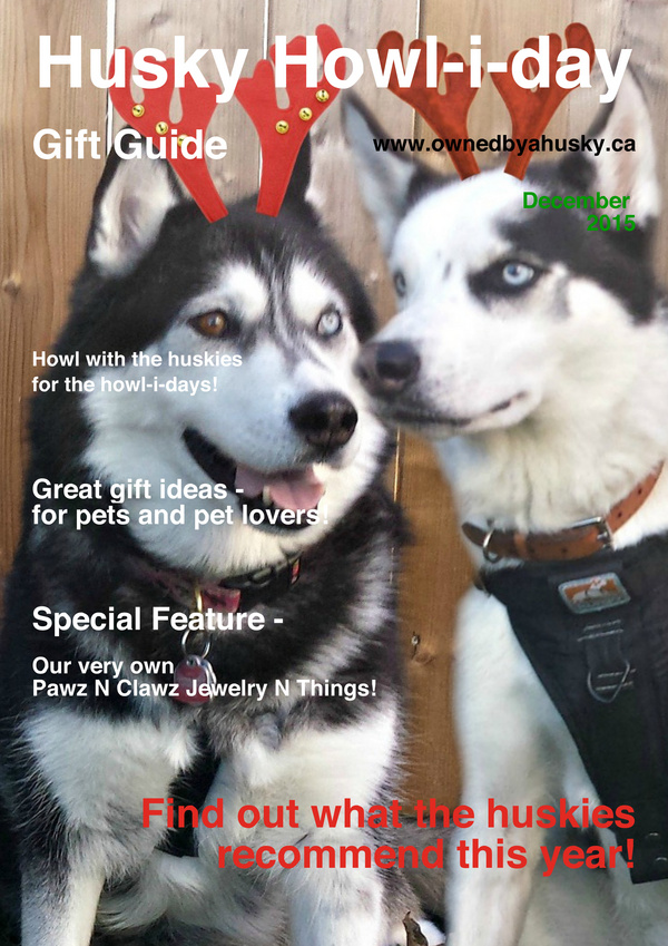 The Husky Howl Iday Gift Guide 1 A Magazine Created With Madmagz