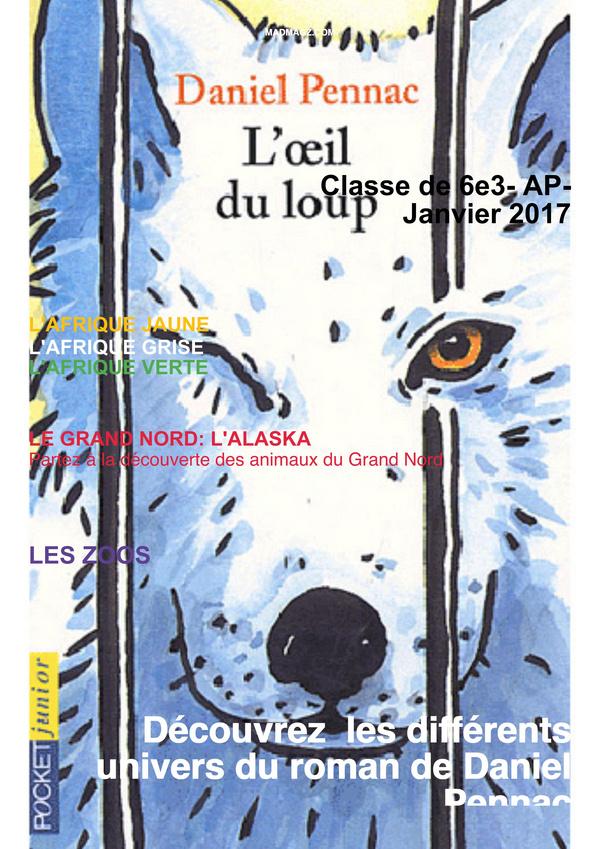 Carte Afrique Jaune Grise Verte.Magazine Documentaire Sur L Oeil Du Loup Hors Serie